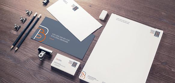 Gestaltung von Drucksorten