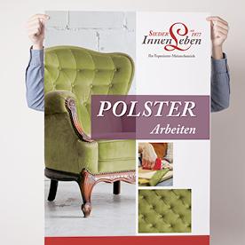 Grafikdesign für ein Plakat