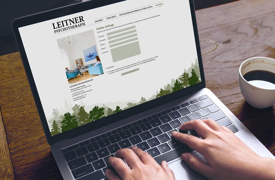 indivduelle Webseiten - Grafik und Programmierung